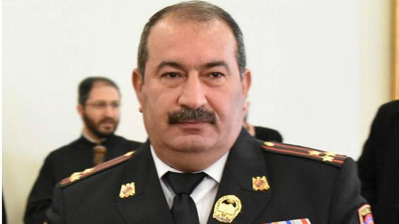 Կորոնավիրուսից մահացել է Ռազմական ոստիկանության նախկին պետ Արթուր Բաղդասարյանը. ArmLur.am