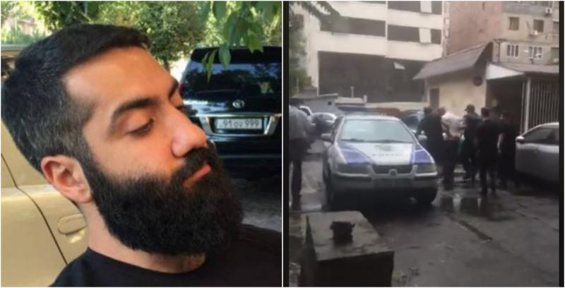 Ձերբակալվել է «Ադեկվատ» հ/կ-ի Արթուր Դանիելյանը (տեսանյութ)