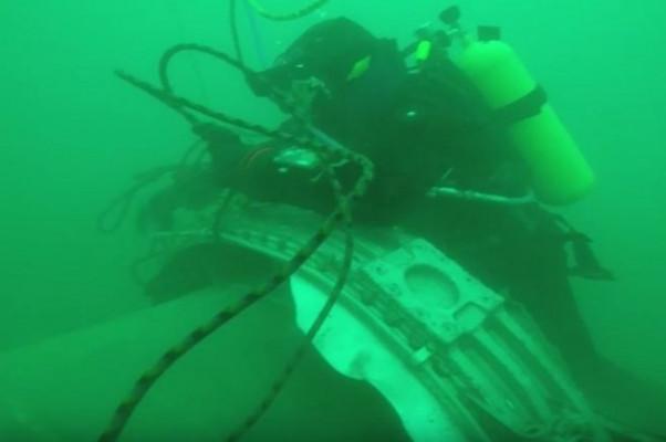 Համացանցում հայտնվել է Ту-154-ի բեկորների ուսումնասիրության տեսանյութը
