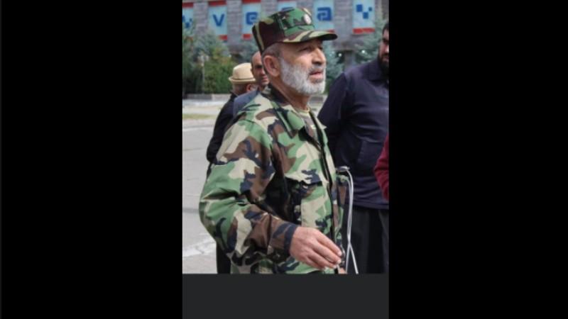 Բերման է ենթարկվել Սիսական ջոկատի լեգենդար հրամանատարը, ով սեպտեմբերի 28-ից մարտնչել է ամենավտանգավոր դիրքերում․ Միհրան Պողոսյան