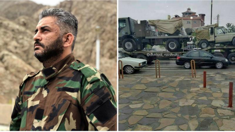 Իրանը մեծ թվով զինտեխնիկա է մոտեցնում սահմանին. Աշոտ Սարգսյան (լուսանկարներ)
