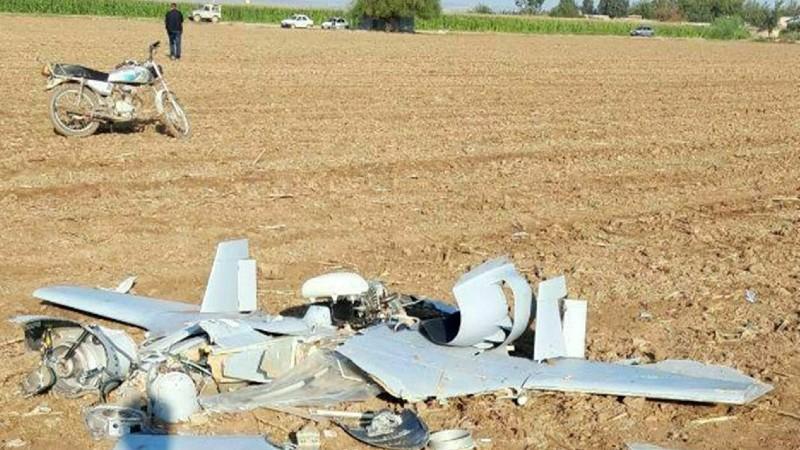 Իրանի տարածքում կրկին ԱԹՍ է վթարի ենթարկվել