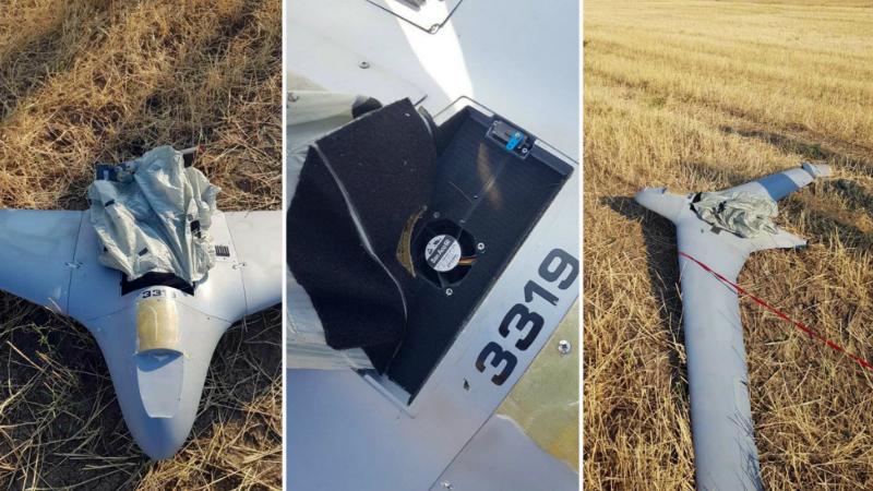 ՊԲ հակաօդային պաշտպանության ստորաբաժանումները խոցել են հետախուզական թռիչք իրականացնող հակառակորդի «ORBITER-3» տիպի ԱԹՍ (լուսանկարներ)