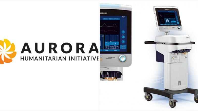 ՀՀ հիվանդանոցներին կտրամադրվի թոքերի արհեստական շնչառության 10 սարք․ «Ավրորա»