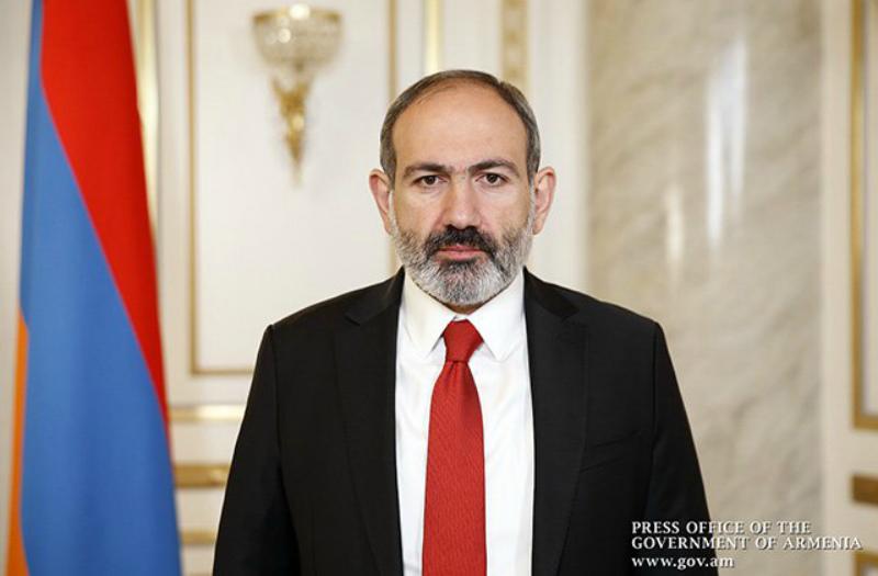 Շնորհավորում եմ ձեզ Հայաստանի Հանրապետության դիվանագետի օրվա կապակցությամբ.Նիկոլ Փաշինյան