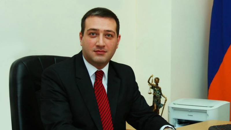 Հատուկ քննչական ծառայության կողմից կարճվել է ՀՀ վարչական դատարանի դատավոր Արթուր Ավագյանի նկատմամբ հարուցված քրեական գործը