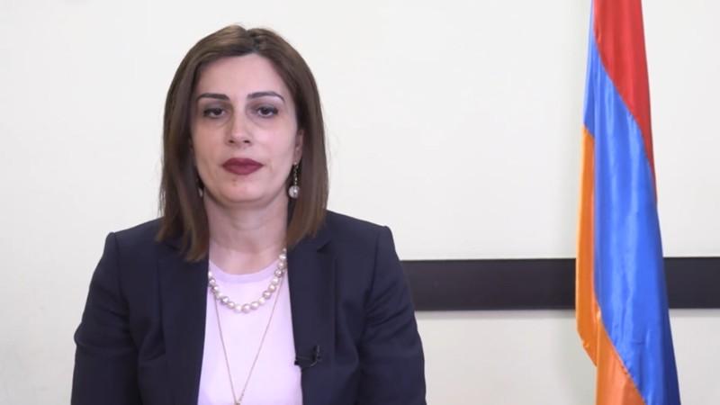 Անահիտ Ավանեսյանը ելույթ է ունեցել ՄԱԿ-ի Գլխավոր ասամբլեայի ՄԻԱՎ / ՁԻԱՀ-ի հարցերով նիստին (տեսանյութ)