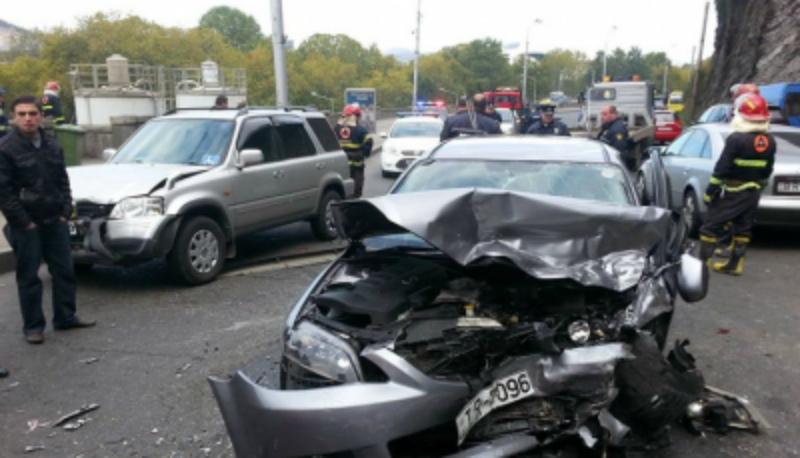 Թբիլիսիում Մերսեդես վարող հայ աղջիկը զոհվել է վթարից