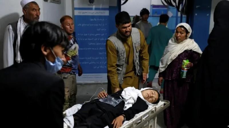 Աֆղանստանում դպրոցի դեմ իրականացված հարձակման զոհերի թիվը հասել է 55-ի