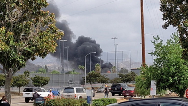 ԱՄՆ-ում ինքնաթիռն ընկել է բնակելի շենքերի վրա և բռնկվել. կան զոհեր և վիրավորներ