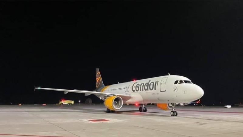 Մեկնարկել են Condor ավիուղիների Ֆրանկֆուրտ - Երևան- Ֆրանկֆուրտ երթուղով չվերթերը