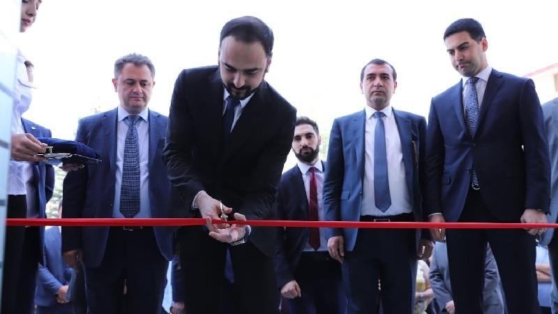 Գյումրիում Հանրային ծառայությունների միասնական գրասենյակ է բացվել