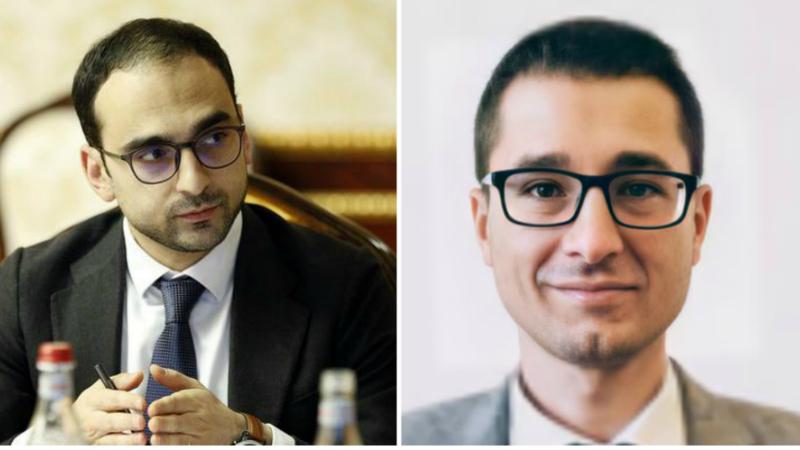 Դավիթ Մանուկյանն ազատվել է Տիգրան Ավինյանի խորհրդականի պաշտոնից