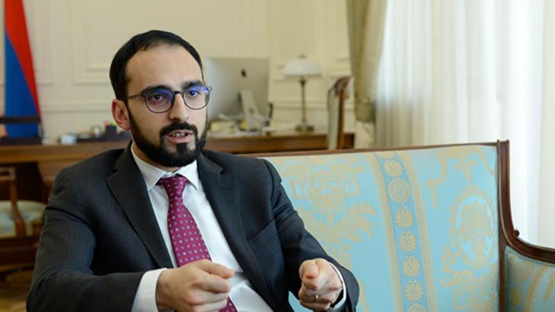 Փոխվարչապետ Տիգրան Ավինյանն ընտրվել է ՎԶԵԲ Կառավարիչների խորհրդի փոխնախագահող