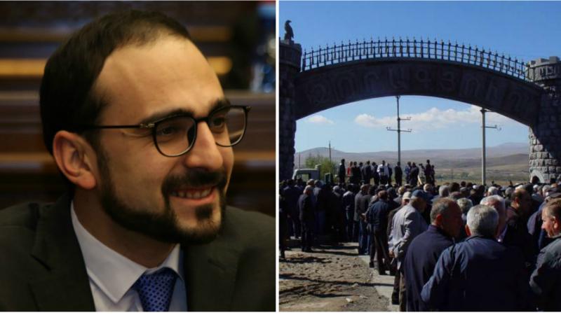 Տիգրան Ավինյանի որոշմամբ՝ 14 օրով սահմանափակվել է Ձորագյուղի ելումուտը
