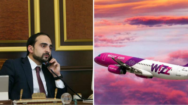 Այսօր Wizz Air ավիաընկերության ղեկավարության հետ քննարկմանը անդրադարձել ենք պոտենցիալ ավիաթռիչքների վերակազմակերպմանը և վերագործարկմանը․ Ավինյան