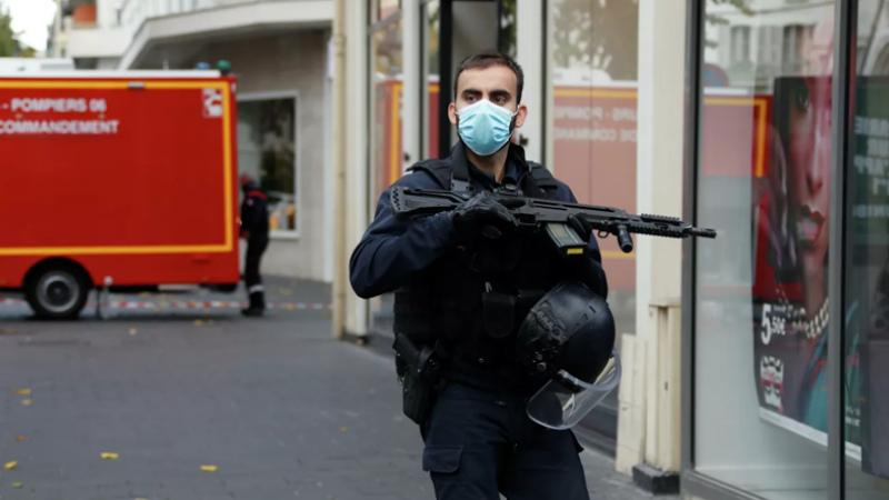 Ֆրանսիայում տեղի է ունեցել դանակով ևս մեկ հարձակում (տեսանյութ)