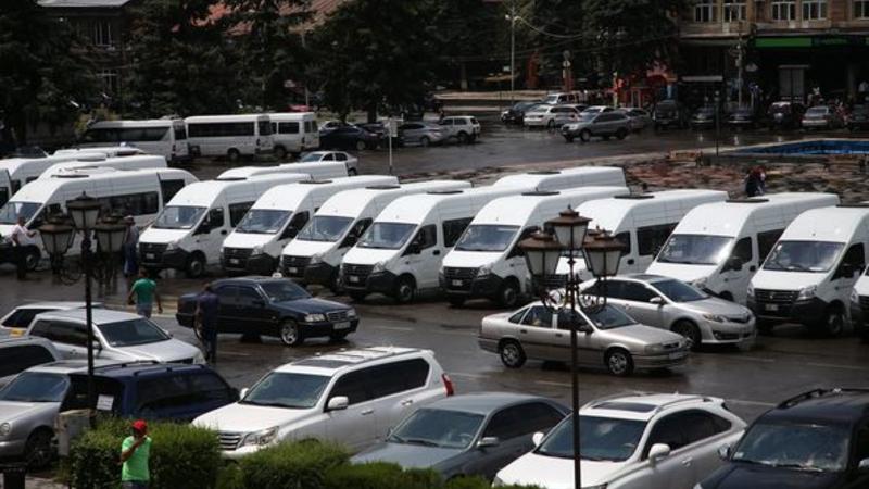 Գյումրու համայնքապետարանը ձեռք է բերել 63 նոր միկրոավտոբուս