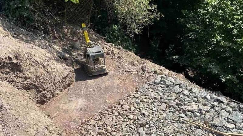 Երևան-Երասխ-Գորիս-Մեղրի-Իրանի սահման միջպետական նշանակության ավտոճանապարհներին իրականացվում է հիմնանորոգման աշխատանքներ