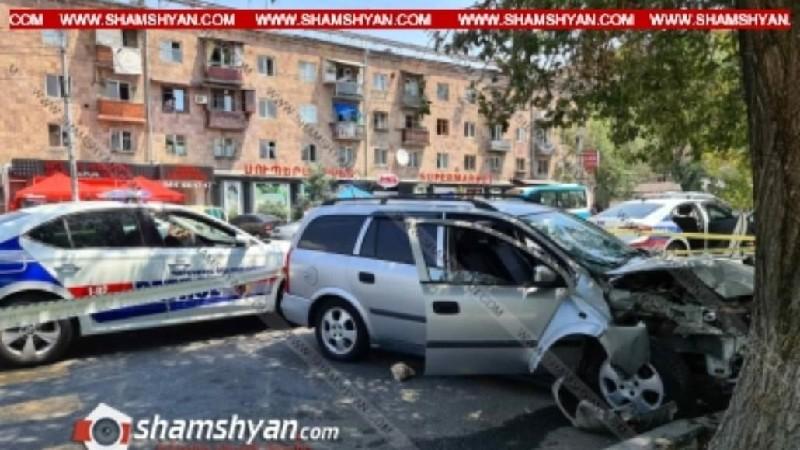 Միմյանց հետ բախվելուց հետո մեքենաներից մեկը վրաերթի է ենթարկել 3 մարդու