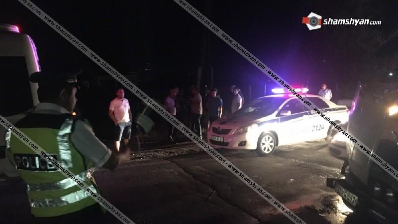 Արմավիրի մարզում վթարի է ենթարկվել աշակերտներ տեղափոխող Mercedes Sprinter-ը. երեխաները վերադառնում էին Աշտարակի ձորից