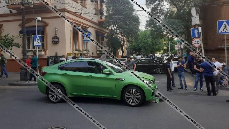Շղթայական ավտովթար Երևանում․ տուժածներ չկան