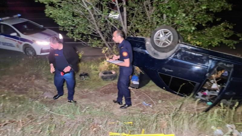 Ավտովթարի հետևանքով մահացել է 32-ամյա վարորդը. ՔԿ