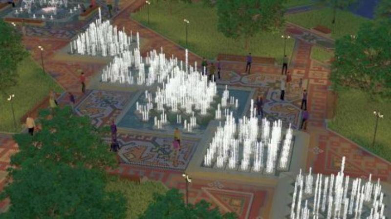 Երեւանի 2800 ամյակին նվիրված այգին կհանձնվի գարնանը