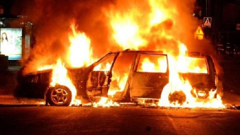 Այրվել է «Opel Astra» մակնիշի ավտոմեքենա. վարորդը հոսպիտալացվել է