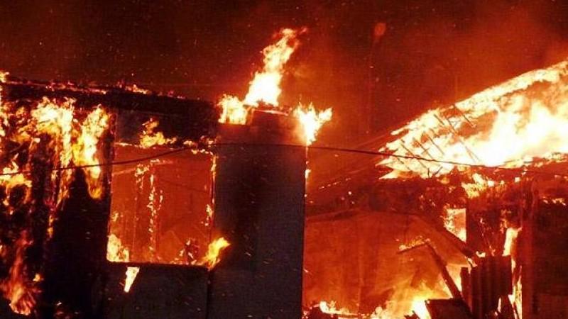 Երանոս գյուղում այրվել է տուն և 150 հակ անասնակեր. ԱԻՆ