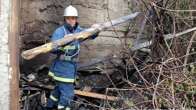 Իսակովի պողոտայում գտնվող կահույքի չշահագործվող խանութի տանիքում հրդեհ է բռնկվել