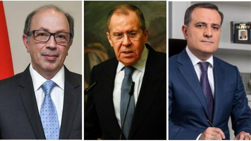 Լավրովն այսօր Հայաստանի և Ադրբեջանի արտգործնախարարների հետ քննարկելու է համաձայնագրերի կատարման ընթացքը