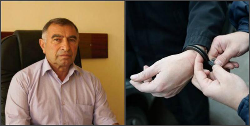 «Գրավով» ազատ արձակվելուց հետո Ազատամուտի գյուղապետի որդին կալանավորվել է