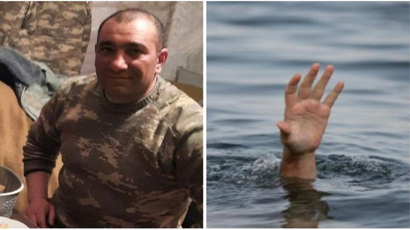Քարվաճառի Ալ լճերում լողալիս ադրբեջանցի կապիտան է խեղդվել