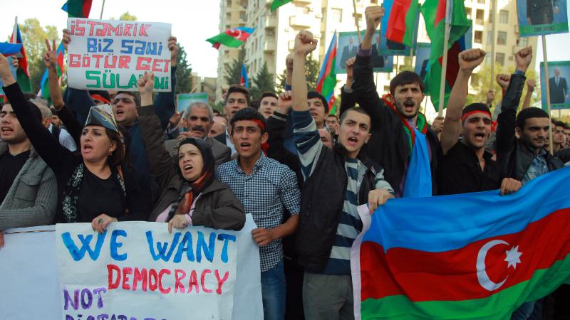 «Այս պահին հեղափոխություն Ադրբեջանում հնարավոր չէ». «Հրապարակ»