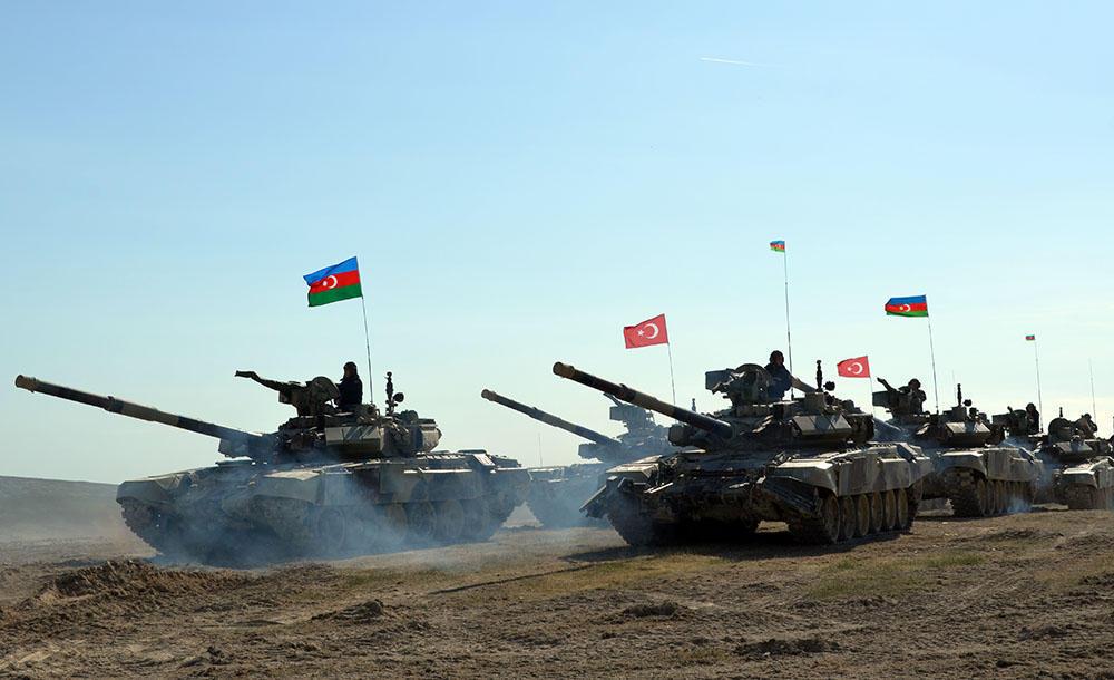 Ադրբեջանը լայնամասշտաբ զորավարժություններ կանցկացնի