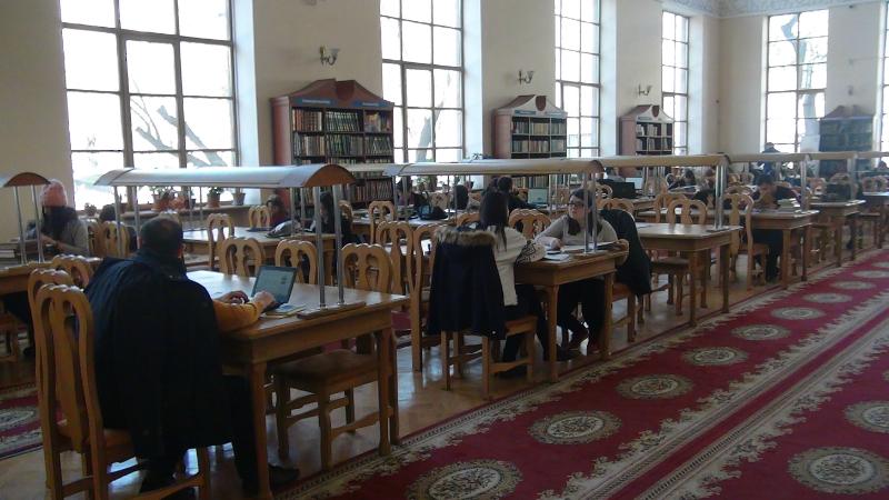 Հայաստանի ազգային գրադարանի առցանց շտեմարաններն արդեն հասանելի են․ կայքի վերականգնման աշխատանքները շարունակվում են