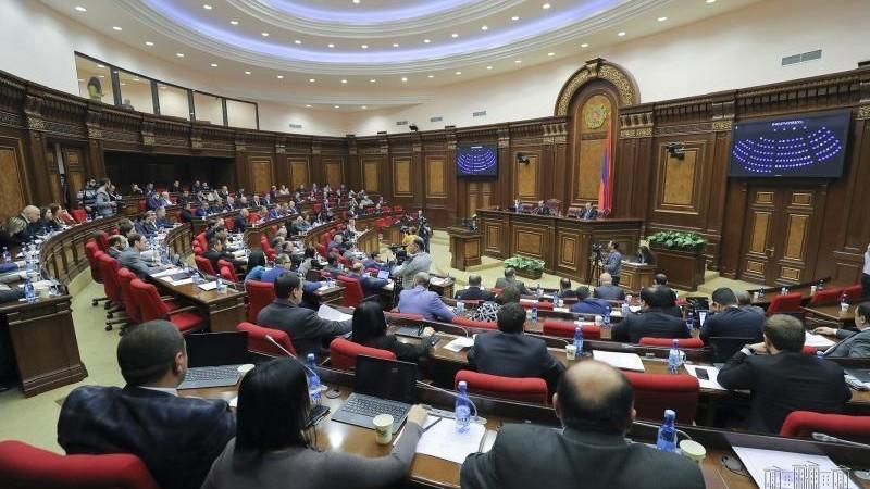 Փետրվարի 3-ին Ազգային ժողովի արտահերթ նիստ կգումարվի