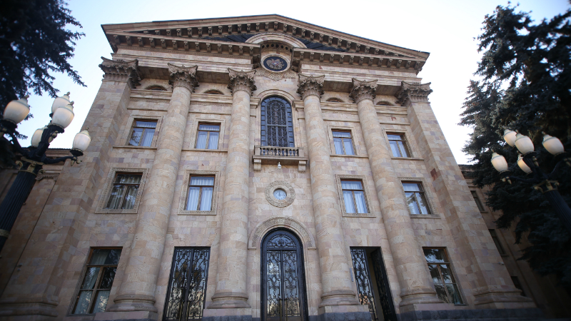 ՀՀ ԱԺ յոթերորդ գումարման հինգերորդ նստաշրջանի հերթական նիստ
