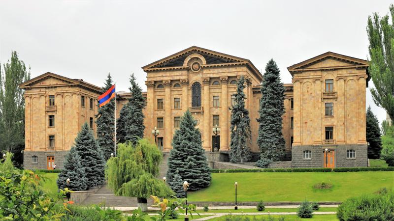 Հայտնի է Ազգային ժողովի առաջին նստաշրջանի օրը