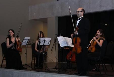 Տիգրան Մանսուրյանը շնորհակալ է իրեն երաժշտական երեկո նվիրելու համար