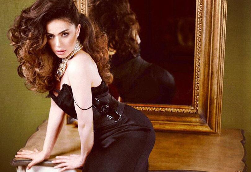 Գեղեցկուհի Վարդայի նոր լուսանկարները