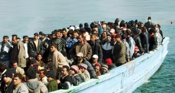 Տարեսկզբից ավելի քան 680 հազար միգրանտներ են ժամանել Եվրոպա