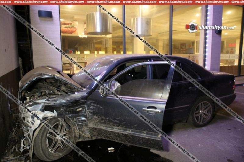 Խոշոր ավտովթար՝ Կոտայքում. բախվել են Lexus-ն ու Mercedes-ը. կա վիրավոր. Shamshyan.com