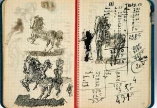 Աճուրդի է հանվել Սալվադոր Դալիի օրագիրը