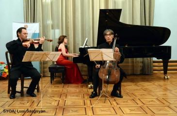 Խաչատրյանական փառատոնի շրջանակներում հնչել է Սվիրիդովի երաժշտությունը
