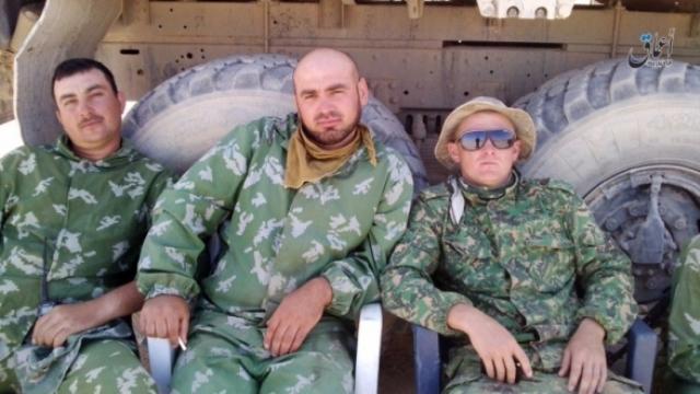 Սիրիայում ռուս զինծառայողներ են սպանվել