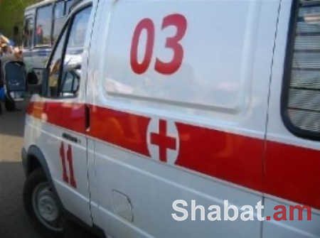 Երեք ավտոմեքենաների բախման հետևանքով «ՎԱԶ-2107»-ի վարորդը մահացել է