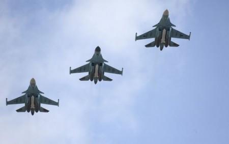 Սիրիայի և Ռուսաստանի օդուժերն ազատագրել են սիրիական 400 քաղաք