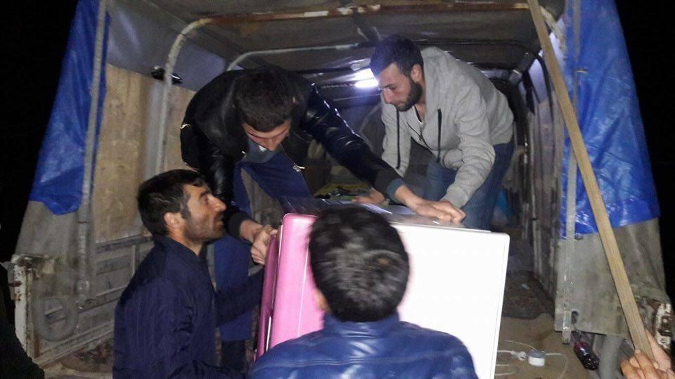 Մարդասիրական օգնություն զոհված զինծառայող Քյարամ Սլոյանի ընտանիքին (լուսանկարներ)
